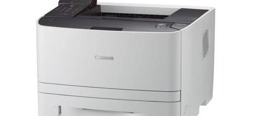 Canon  i-SENSYS LBP250-serien, imageRUNNER 1435P og imageRUNNER ADVANCE C350P