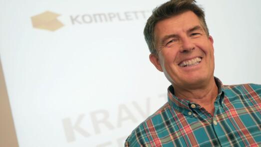 KOMPLETT REDUSERER ANTALL SERVICEPARTNERE