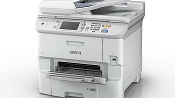 Epson WF-6590DWF og WF-6090DW