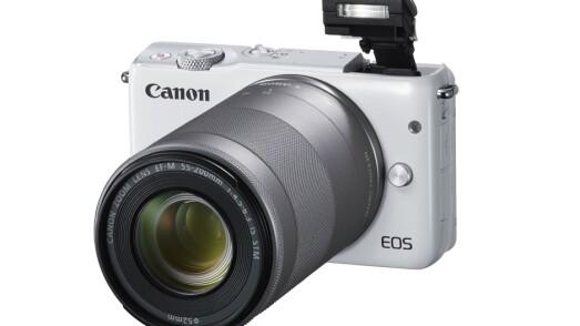 EOS M10 og EF-M 15-45mm f/3.5-6.3 IS STM