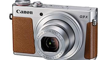 Canon PowerShot G5 X og PowerShot G9 X