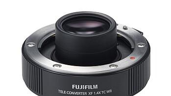 Fujinon XF35mmF2 R WR og XF1.4X TC WR