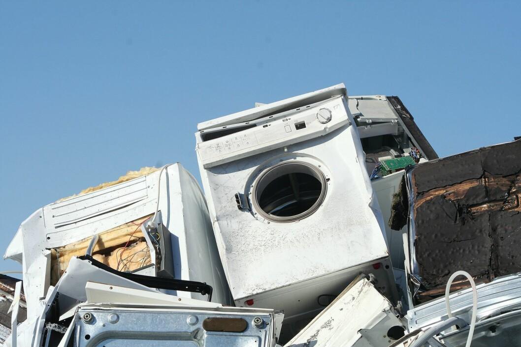 Power og Norsirk fortsetter jobben med å spare miljøet for elektronisk avfall.  Foto: Elretur