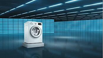 Siemens i-Dos vaskemaskin