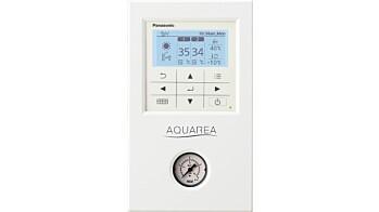 Panasonics Aquarea H-serie Bi-Blok