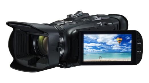 Canon Legria HF G40 og HF R-serie