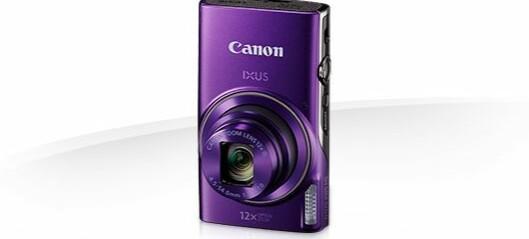 Canon Ixus 285 HS, 175, 180 og Selphy CP1200