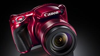 Canon PowerShot SX540 HS og SX420 IS