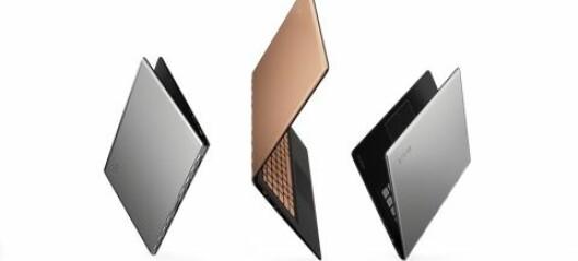 Lenovo YOGA-, ideacentre- og ideapad