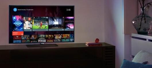 Philips TV strømmetjenester