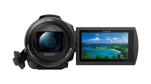 Sony 4K Handycam-serie