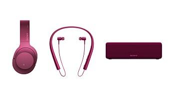 Sony h.ear-serie