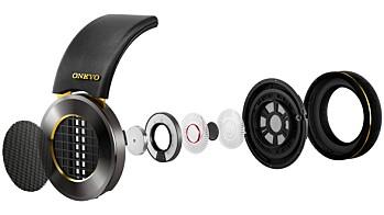 Onkyo E900M, A800 og H900M