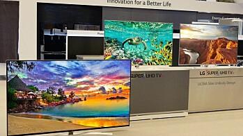 LG OLED, HDR og ULTRA HD 4K