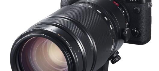 Fujinon XF100-400mm