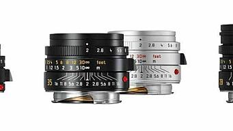 Leica M-objektiver