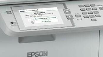 Epson PaperCut MF