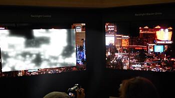 SONY TAR LCD-TEKNOLOGIEN VIDERE