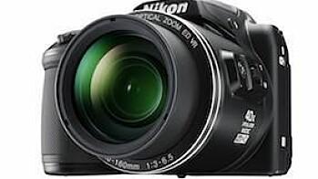 Nikon Coolpix med SnapBridge