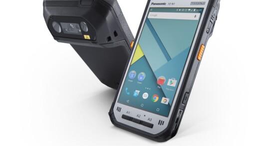 Panasonic Toughpad FZ-F1 og FZ-N1