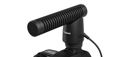 Canon Speedlite 600EX II-RT og DM-E1
