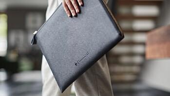 HP Spectre Split Leather Sleeve