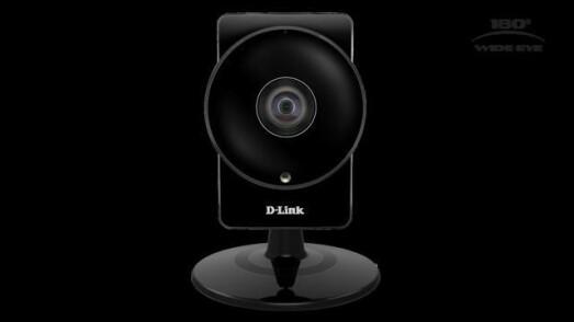 D-Link Wide Eye HD 180˚