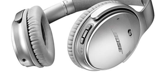 Bose QC 35, QC 30, SoundSport og SoundSport Pulse