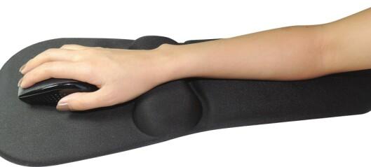 Sandberg Gel Mousepad Wrist + Arm Rest