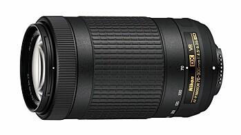 Nikon NIKKOR DX-format
