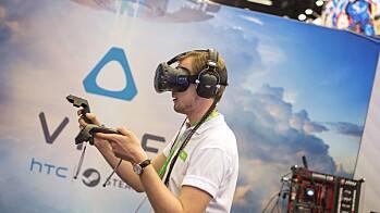 VR MODENT FOR MARKEDET