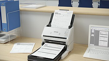 Epson WorkForce DS-570W og DS-530
