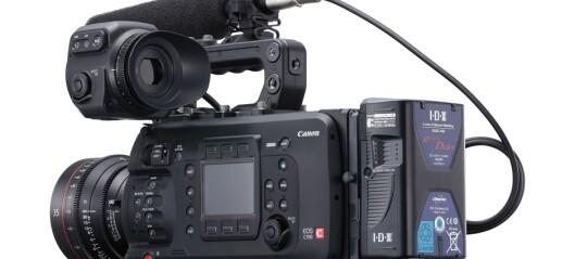 Canon EOS C700 (EF/PL) og EOS C700 GS PL