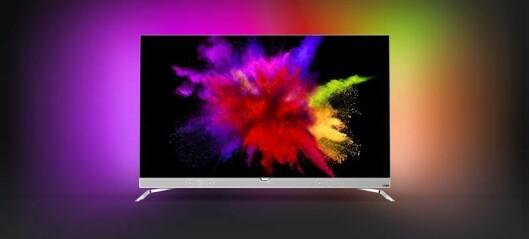 Philips 55POS901F OLED TV