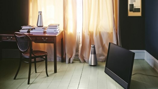 BeoVision Horizon and BeoSound 1 & 2