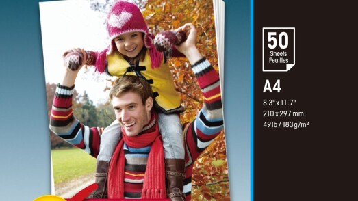 Epsons Value Glossy Photo Paper