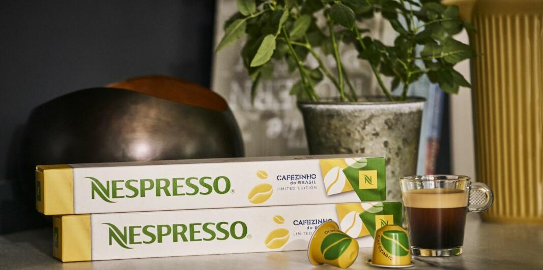 Nespresso Cafezinho do Brasil