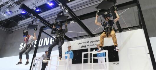 KNALLHARD VR-SATSING