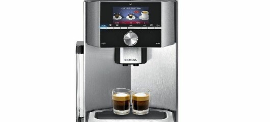 Siemens Espresso EQ-serie