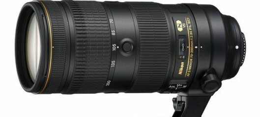 Nikon AF-S NIKKOR 70–200mm f/2.8E FL ED VR