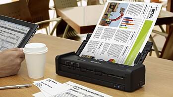 Epson  WorkForce DS-360W og DS-310