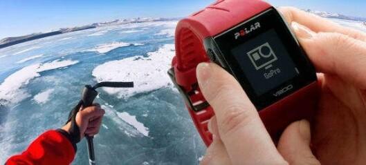 Polar og GoPro