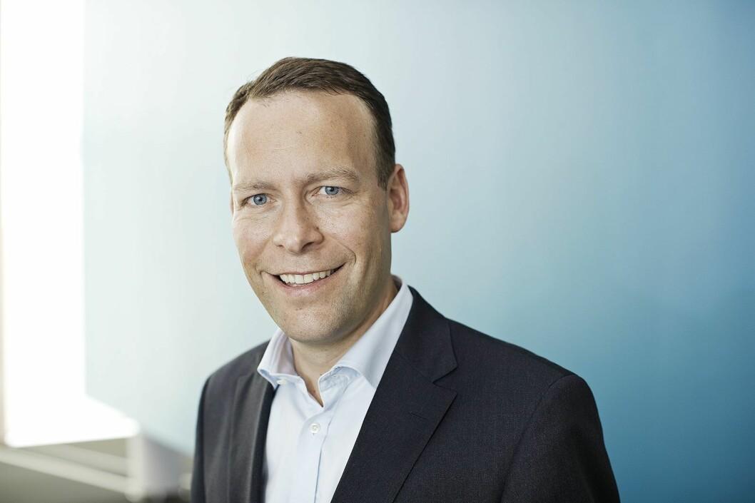 Jaan Ivar Semlitsch er administrerende direktør for Elkjøp Nordic AS, som driver elektrovarehus i blant annet Sverige, Danmark, Finland, Tjekkia, Slovakia og Norge. Foto: Elkjøp
