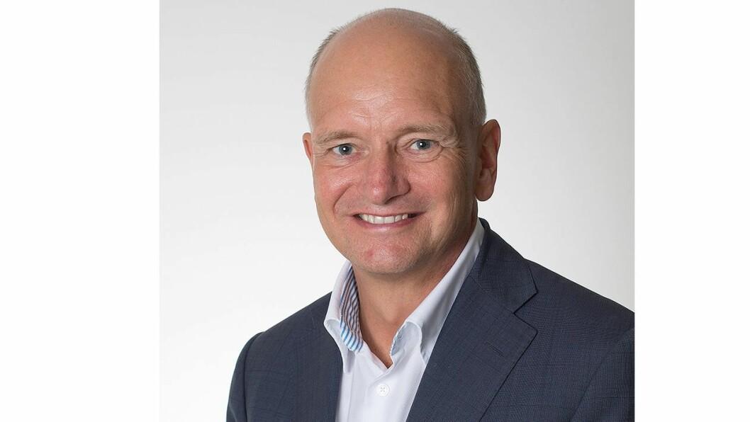 Rolf Kragerud er leder av Digital & Strategy i selskapet BearingPoint Norge. Foto: BearingPoint