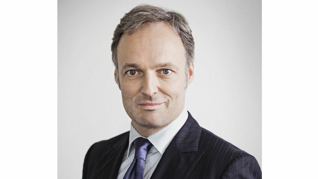 Sven Schnee, internasjonal leder i Gaggenau. Foto: Gaggenau