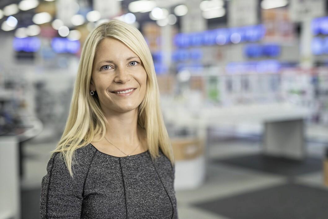 Susanne Ehnbåge slutter som administrerende direktør i NetOnNet Group. Foto: NetOnNet