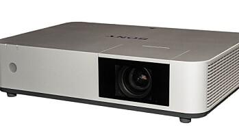 Sony laserprojektor