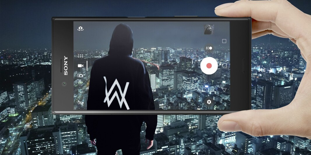 SONY OG ALAN WALKER I TOSPANN