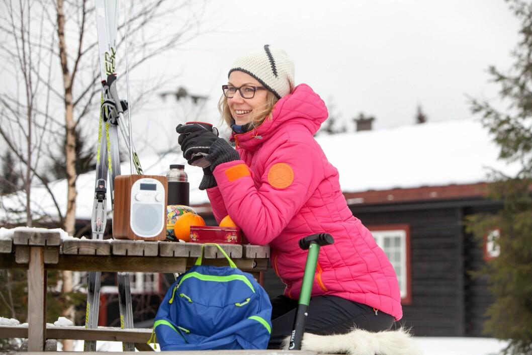 – Sjekk radioen i påsken, oppfordrer Digitalradio Norge. Foto: Digitalradio Norge
