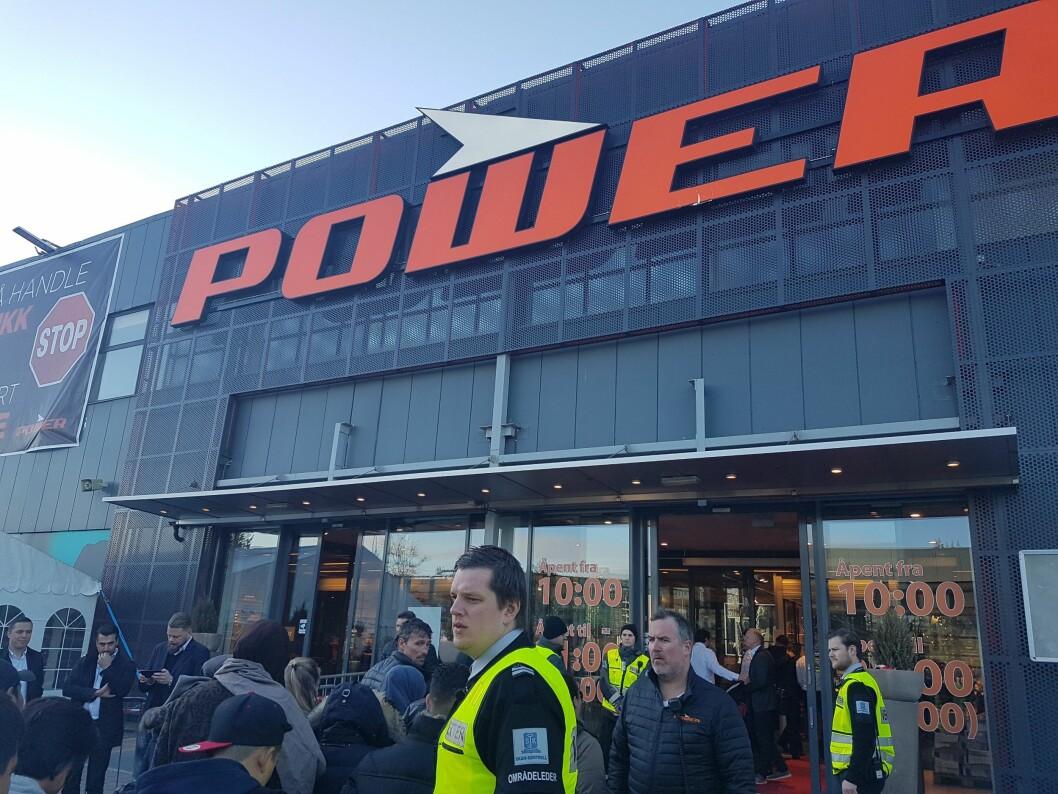 Power Alnabru er denførste Expert-butikken i Norge som skifter navn. Foto: Marte Ottemo